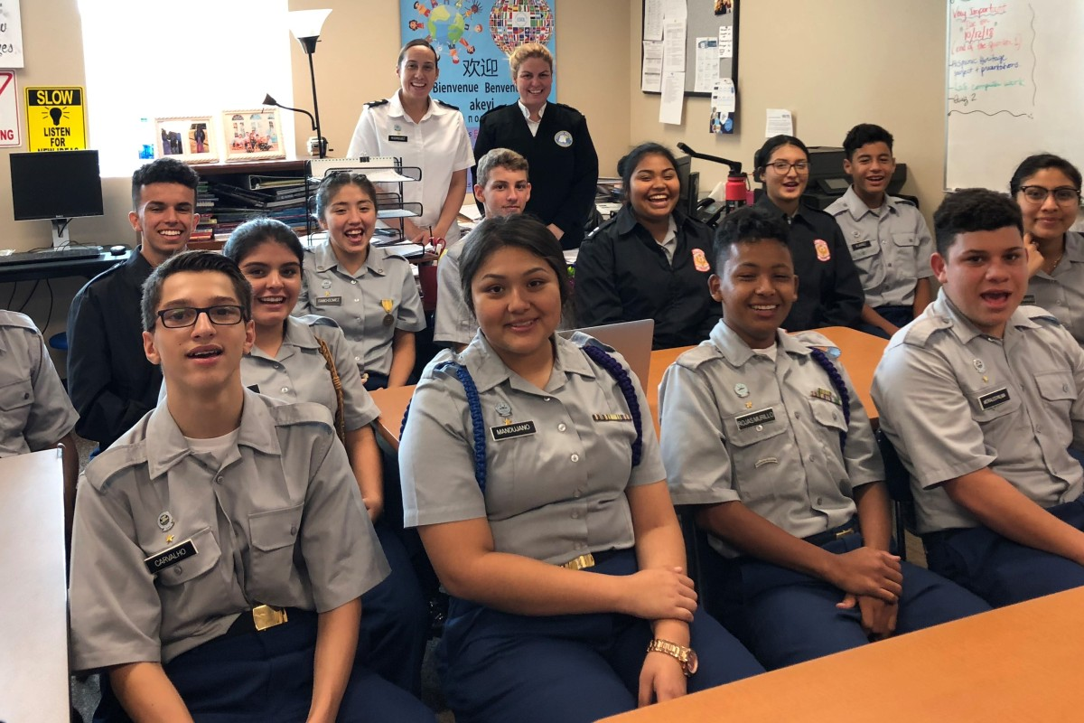 ourSMA – Sarasota Military Academy